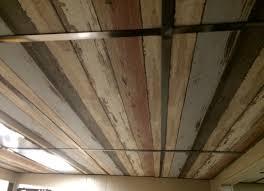 alternative to drop ceiling in basement basement ideas