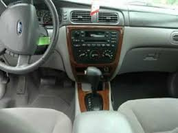 1996 Ford Taurus Interior 2006 Ford Taurus Youtube