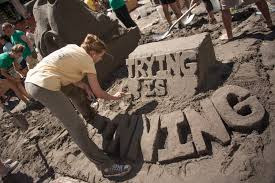 kuni lexus employees sand in the city 2015 kuni automotive