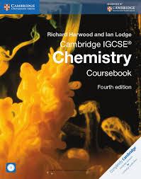 cambridge igcse chemistry coursebook fourth edition by cambridge