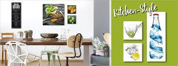 wandbilder für küche und esszimmer kaufen eurographics - Bilder Für Die Küche