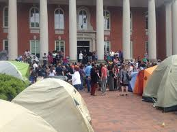 Sikes by Clemson Students Suspend Sikes Hall Sit In Fox Carolina 21