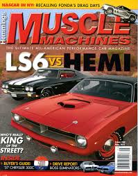 Hemmings Classic Car - hemmings muscle machines magazine discountmags com