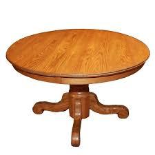 round oak kitchen table round oak table robinsuites co