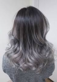 black grey hair grombré is the fall hair trend you need to try hair coloring