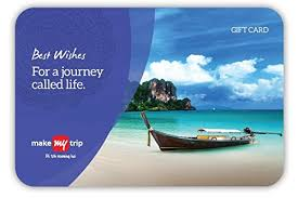 gift card for travel makemytrip gift card rs 1000 in gift cards