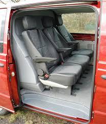 siege pivotant pour fourgon cabine approfondie conforis 3 sièges inclinables grand confort