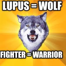 Meme Creator Upload - meme maker lupus wolf fighter warrior meme maker lupus and