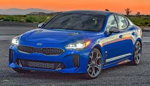 2018 kia stinger an in depth look