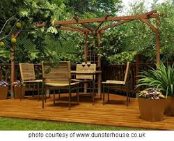 Different Types Of Pergolas by Make Your Yard Look Awesome Plan On A Corner Pergola