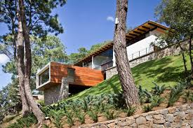 house in a forest paul kaloustian architect archinect status