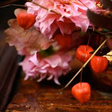 Foliage Flower - outside in fall foliage u0026 flowers u2013 design sponge