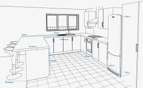 average size kitchen island kitchen key measurements for kitchen renovation refresh