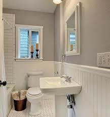 craftsman style bathroom ideas craftsman gray bathroom design ideas pictures remodel decor