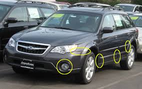 subaru outback black interior wrapping a third generation outback e g 3m vinyl wrap subaru