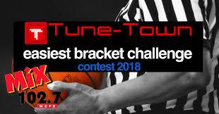 Challenge Mix Easiest Bracket Challenge Winner Wcpz