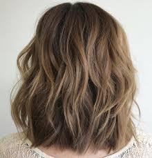 lobs thick hair 80 sensational medium length haircuts for thick hair layered lob