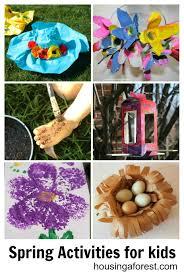kids spring crafts paper mache spring hat egg carton spring