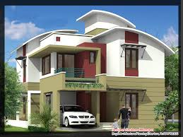 contemporary house designs sqfeet 4 bedroom villa design classic