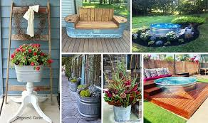 Ideas For Your Backyard 15 Cool Diy Galvanized Tubs Ideas For Your Backyard