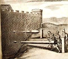 siege engines mariamilani ancient rome