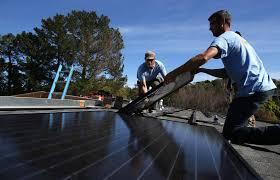 install solar rooftop solar sales plummet in california the california report