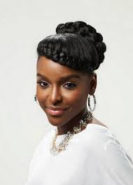black people short hair cut with part down the middle bridal hairstyles for black women for long hiar with veil half up