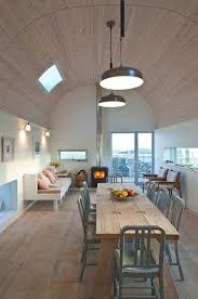 modern curved roof house with cottage like addition in scotland collect this idea modern and traditional