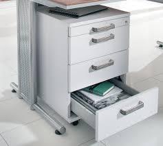 Standcontainer Büromöbel Preiswert Und Schnell Hammerbacher Solido Trennstege