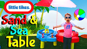 Little Tikes Play Table Giant Surprise Toys Little Tikes Sand Table U0026 Water Toy Playset