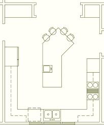 island kitchen floor plans island kitchen floor plans home plan designs
