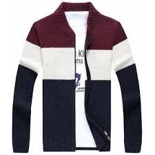 mens zip sweater best deals online shopping gearbest com