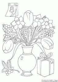 coloring page nesting box