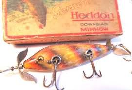 old antique fishing lures tackle and value a great resource for