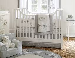 Elephant Crib Bedding Sets Elephant Crib Bedding Image Of Pink And Gray Elephant Crib