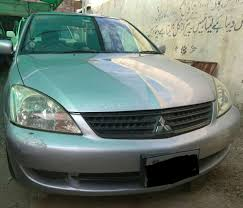 mitsubishi lancer glx mitsubishi lancer glx automatic 1 3 2007 for sale in rawalpindi