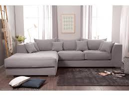 beau canapé d angle canapé 3 places pour deco site beau canapé d angle en coton et