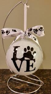 pet lover ornament ornament by creativecraftrooms