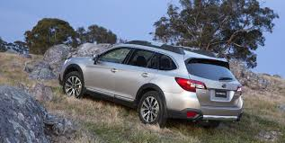 subaru outback convertible 2015 subaru outback pricing drops of up to 10 000 photos 1