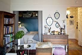 How Big Is 500 Square Feet 24 Small Spaces With Wonderful Maximalist Decorating Curbed