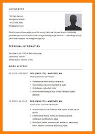 simple resume format for freshers pdf reader 9 simple resume format pdf self introduce