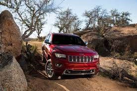 jeep lifestyle 2014 jeep grand cherokee overland front right view photo 53071457
