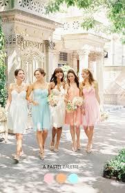 mix match bridesmaid dresses 5 mix n match bridesmaid looks you ll mix match