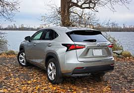 lexus suv nx 2017 price 2017 lexus nx 300h executive the car magazine