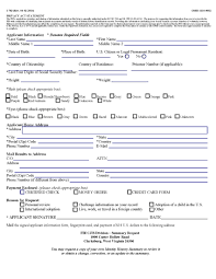 how to get your fbi background check apostille step by step