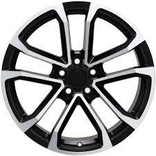 camaro ss with zl1 wheels chevrolet camaro zl1 style replica wheels matte black mach d