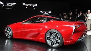 2012 lexus lf lc lf lc concept proves lexus can do sports coupes autoblog