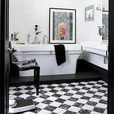 vintage black and white bathroom ideas 15 contemporary black and white bathroom ideas rilane
