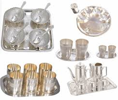 silver items silver plated gift items wholesale trader from nagpur