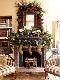 rustic christmas mantel decorating fireplace mantel decor summer